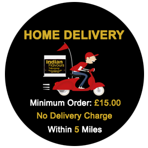 Home Delivery Service within 5 mile radius