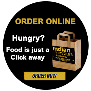 Order Online Now at Indian Flavours Takeaway